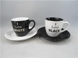Ceramic Coffee Table Set