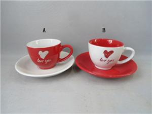 Ceramic Coffee Mug Set