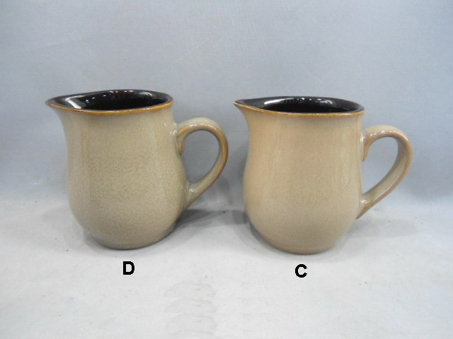 Ceramic drinking water jug