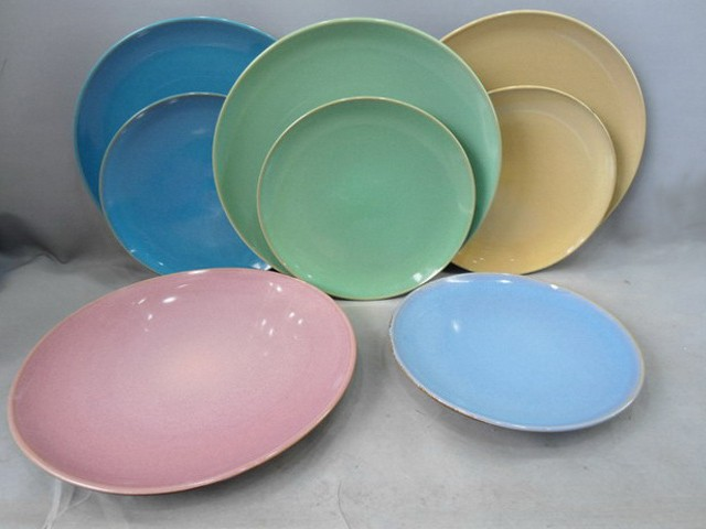 Ceramic Dish Set in Different Size