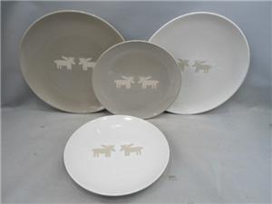Different Size Ceramic Dish Sets