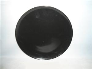 Solid Color Ceramic Round Plate