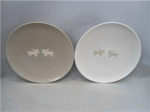 Ceramic Food Serving Plate in Different Design