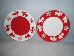 Ceramic Round Dinner Plate