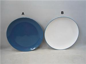 Ceramic Wholesale Plate in different size and design
