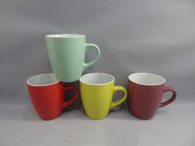 Ceramic Promotional Cup in different color