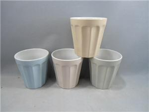 Ceramic Cup Without Hanlds Ceramic Can