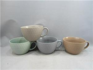 Ceramic Tea Cup Sets Soup Mugs