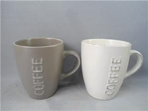 Promotional Ceramic Coffee Cup
