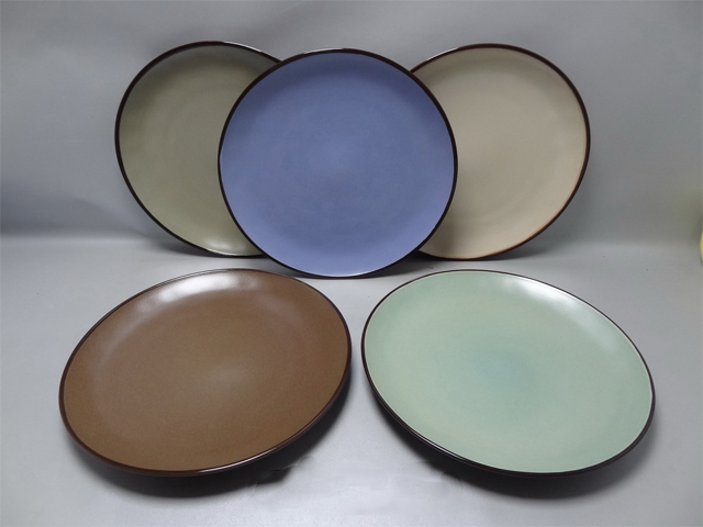 ceramic cheap plate