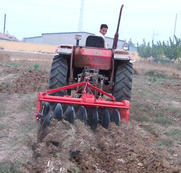 The application of our products in agriculture