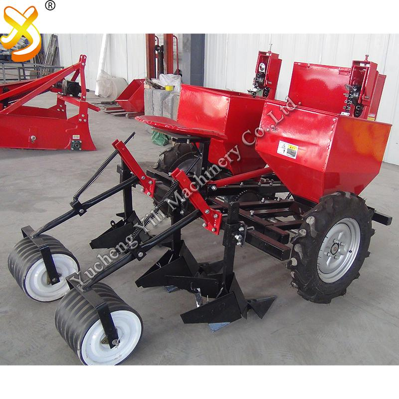 TWO Row Potato Planter Ginger Planter For Tractor Manufacturers, TWO Row Potato Planter Ginger Planter For Tractor Factory, Supply TWO Row Potato Planter Ginger Planter For Tractor