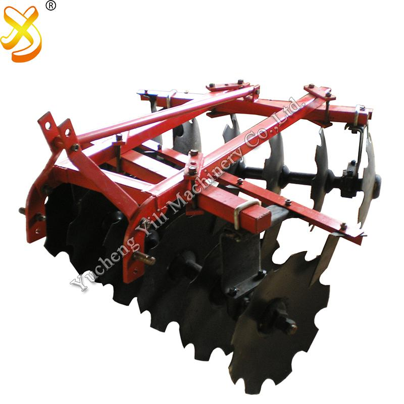 Light Disc Harrow For Agricultural Use In China