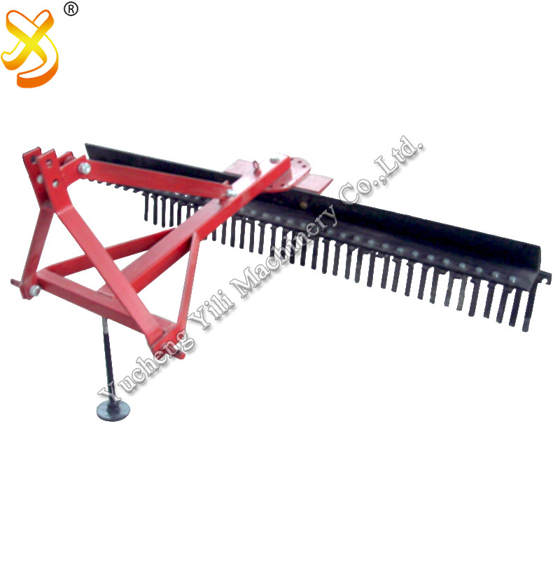 3 Point Tractor Raker For Agricultural Farm Machinery