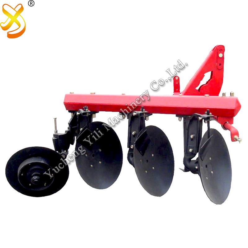 Tractor 3 Point Linkage Baldan Fish Disc Plough Tubular Plough