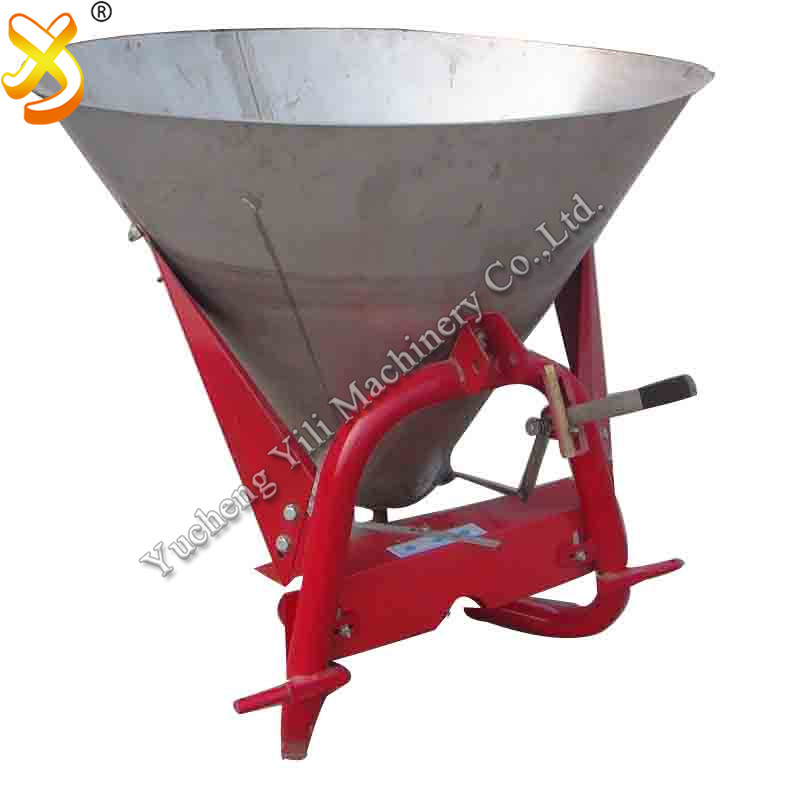 Agricultural Tractor Fertilizer Spreader