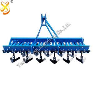 Agricultural Spring Fertilizer Cultivator Tiller Machine
