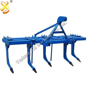 A Deep Cultivator Ploughing Machine Used In Chinese Agriculture