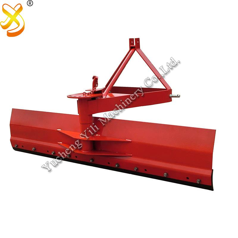 Land Leveler Land Scraper For Tractor Land Leveling Machine