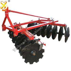 Middle Disc Harrow For Soil Tillage