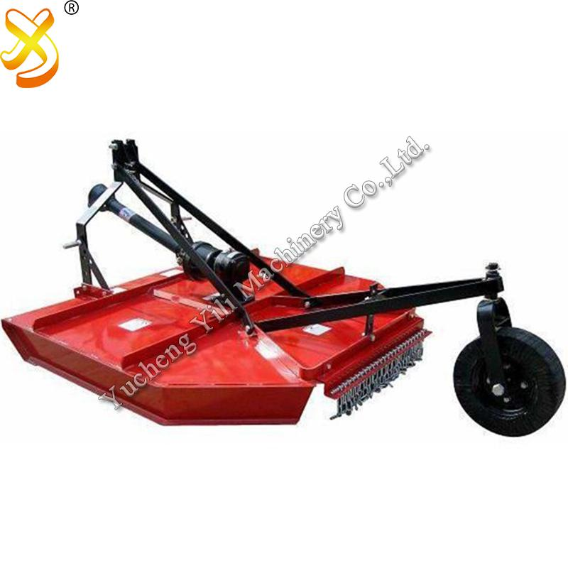 Rear Mounted Rotary Slasher Mower For Cutting Grass