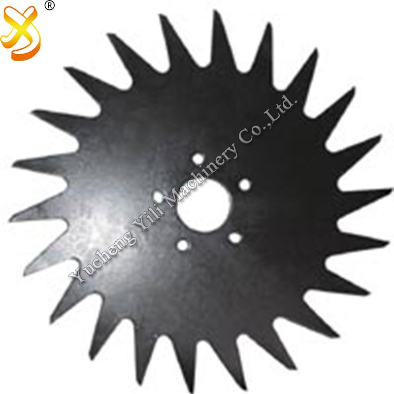 Boron Steel Plough Disc Blade For Disc Plough
