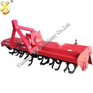 Tractor Mounted 3-point Connect PTO Transmission Rotary Tiller