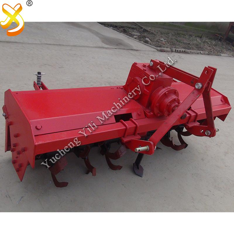 Tractor Mounted 3-point Connect PTO Transmission Rotary Tiller Manufacturers, Tractor Mounted 3-point Connect PTO Transmission Rotary Tiller Factory, Supply Tractor Mounted 3-point Connect PTO Transmission Rotary Tiller