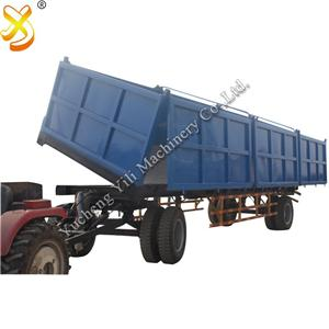 A New Farm Trailer Produced In China
