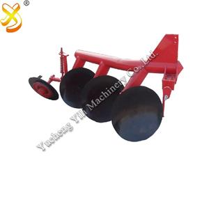 Tractor Use Disc Plough Pipe Type Farm Disc Plough