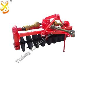 Drive Disc Plough With Four Wheel Tractors Factory Price