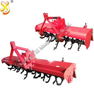 A Rotary Tiller Used In Agriculture In China