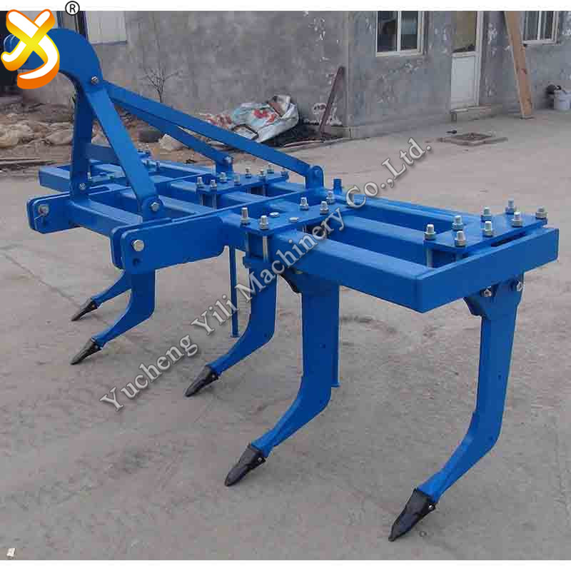 deep plough machine