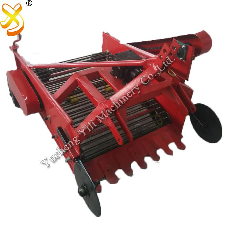 New Type Of Potato Harvester In Agriculture