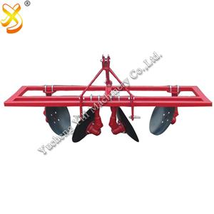 Disc Ridger Plough For Tractor In Agriculture