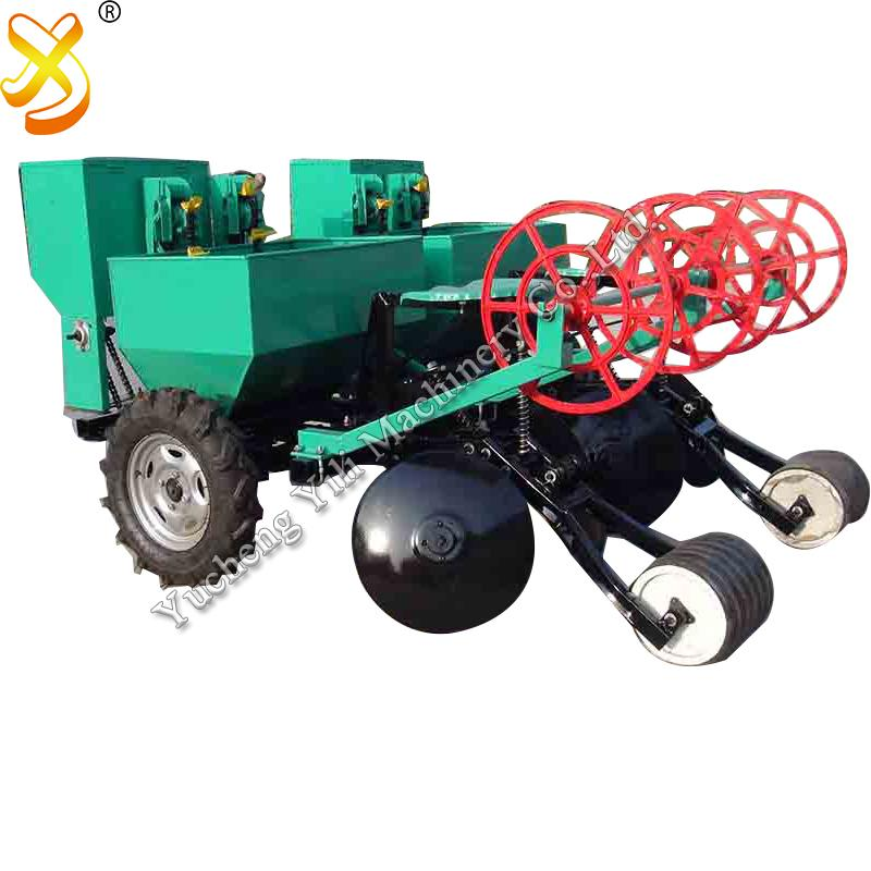 Two Row Potato Seeding And Fertilizing Machine For Sale