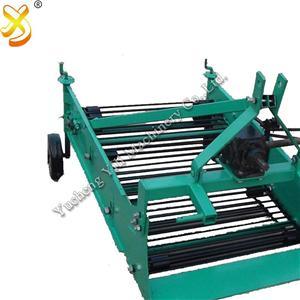 Neue Kartoffelroder-Baggermaschine