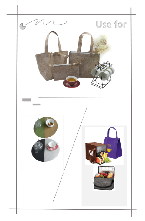 Recycled PET Non-woven bag