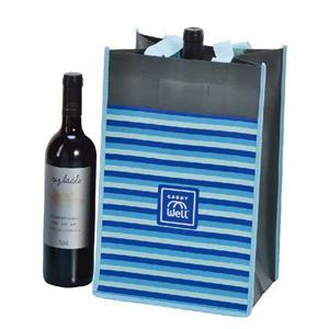 PP Woven Wine Bag