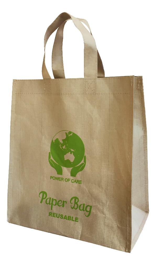 paper promotion bag