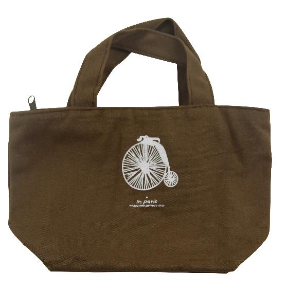 cotton backpack bag