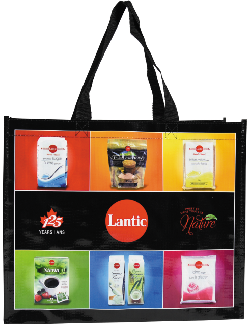 Discount Woven Polypropylene Laminated Bags
