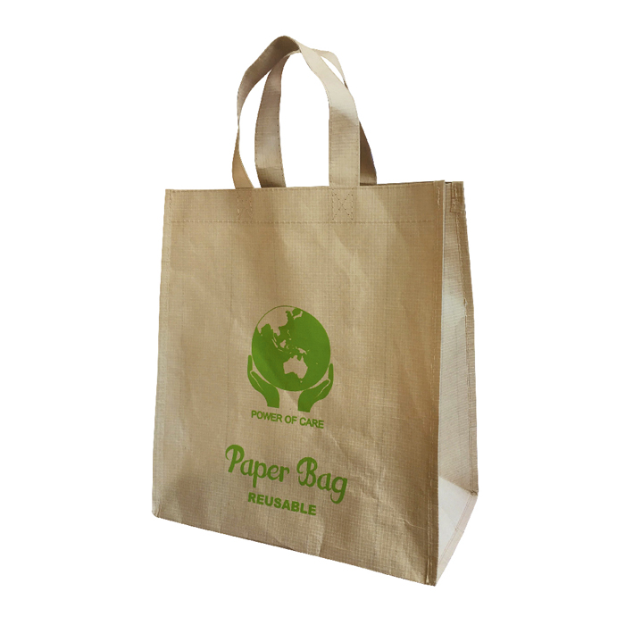 Woven Paper Bag