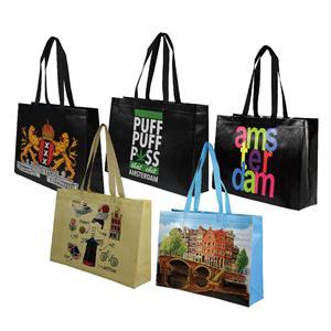 Non Woven Laminated Shopping Bag