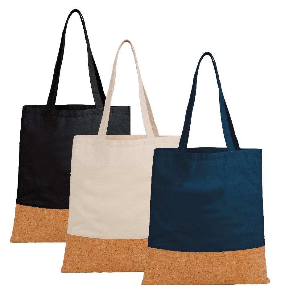 cork cotton bag
