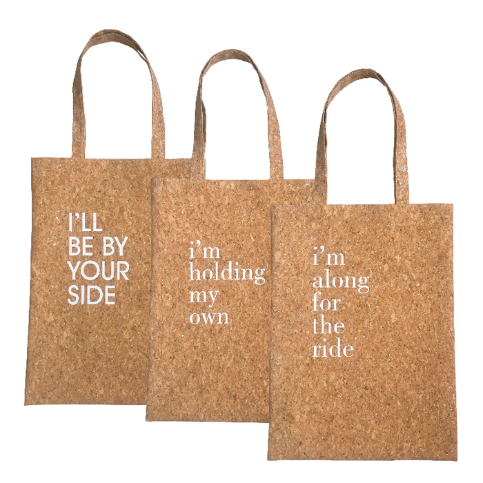 ECO-Friendly Cork Tote Bag