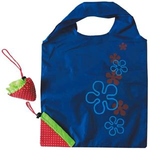 Folding custom polyester promotion bag