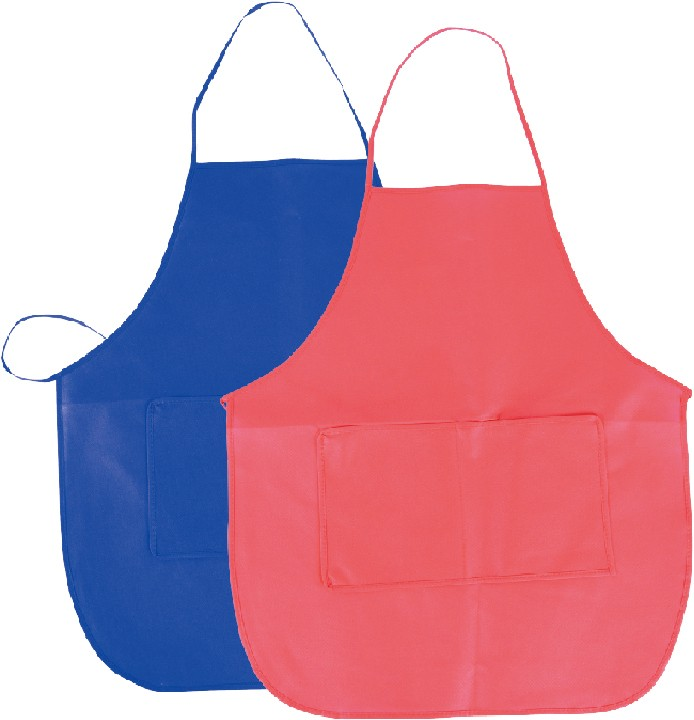 Cheap Natural Non Woven Apron Promotions Promotions