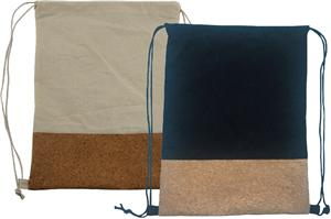 Holiday Cotton Bags With Drawstring