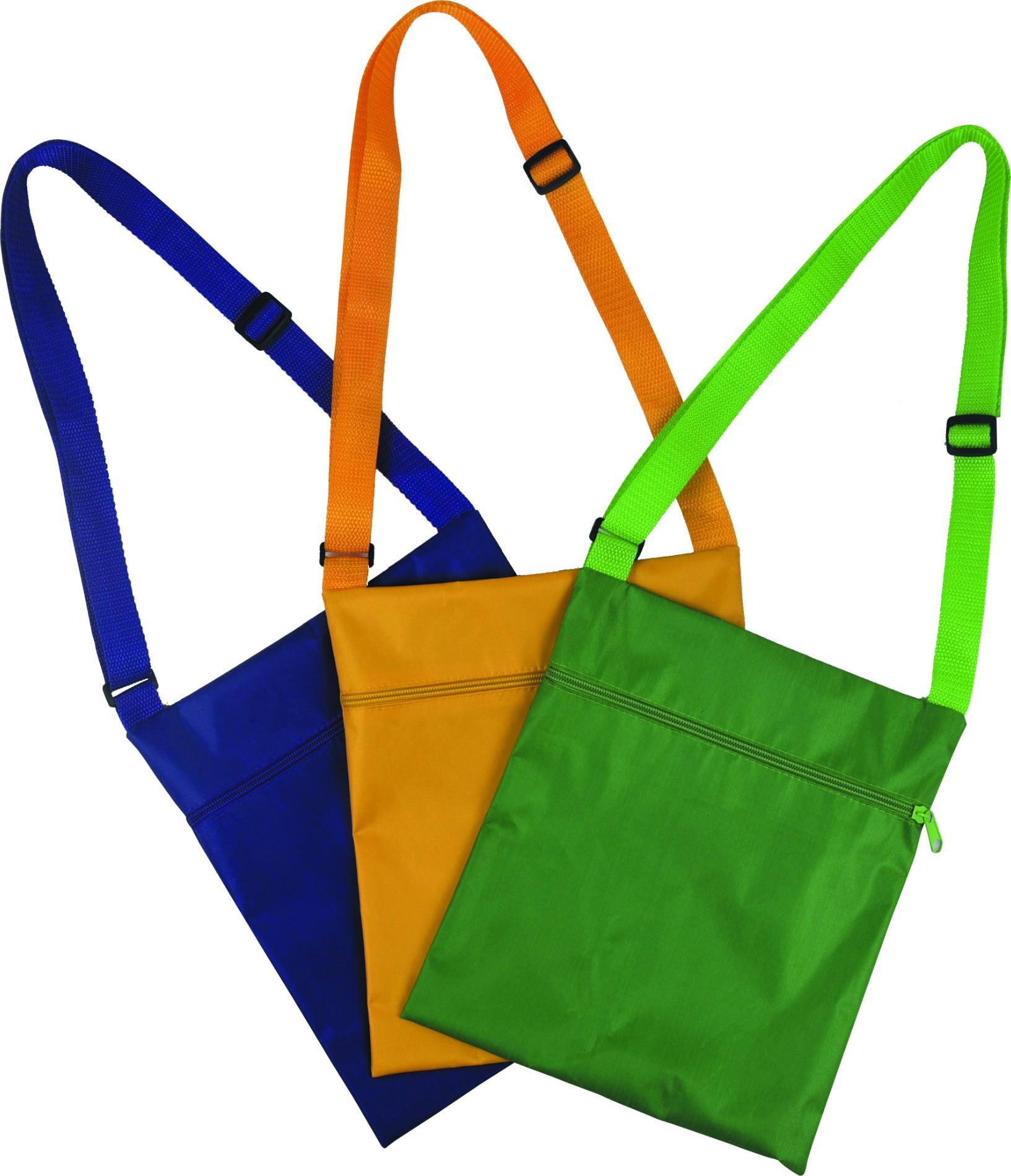 Polyester Custom Shoulder Bag